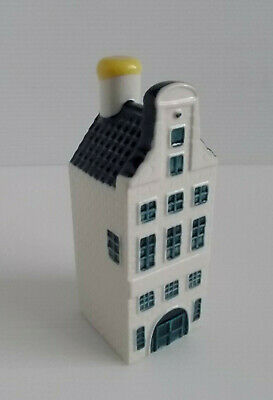 KLM 42 Bols Delft Empty House. CHIP On Edge Of Back Of Roof.  Pls See Pictures • 8.99£
