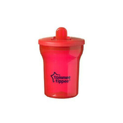 Tommee Tippee Essentials First Beaker Red • 2.95£