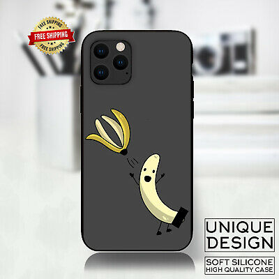 $ CDN19.76 • Buy Funny Naked Banana Phone Case Samsung Galaxy S20 S10 Huawei IPhone 11 Case