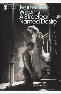 A Streetcar Named Desire By Tennessee Williams (English) Paperback Book Free Shi • 7.99£