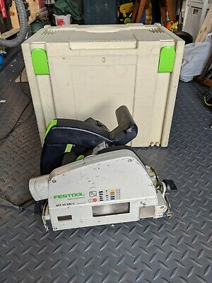 Festool ATF 55 Plunge Saw With Systainer Box • 120£