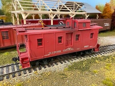 $ CDN520.69 • Buy Illinois Central, IC, Ncustom O Scale Caboose, Scratch-built, 2 Rail