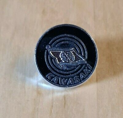 Vintage Kawasaki Motorcycle Bike Badge • 4.99£