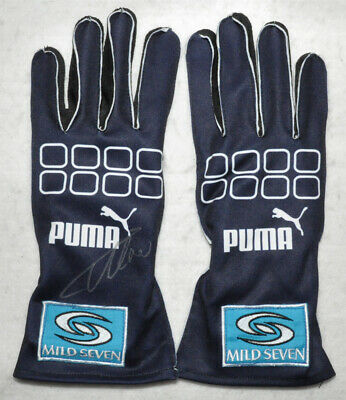 £212.36 • Buy Fernando Alonso Signed 2006 Replica Racing F1 Gloves Pair