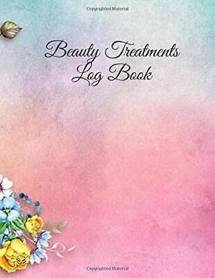 Beauty Treatments Log Book: Business Client Appointment, Schedule And...  • 9.48£