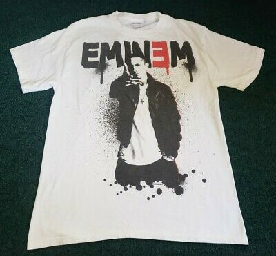 $ CDN27.68 • Buy Vintage Eminem Graphic T Shirt Medium