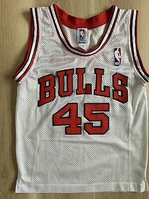 AU40 • Buy Vintage 1990s Spalding NBA Chicago Bulls Michael Jordan Number 45 Kids Jersey