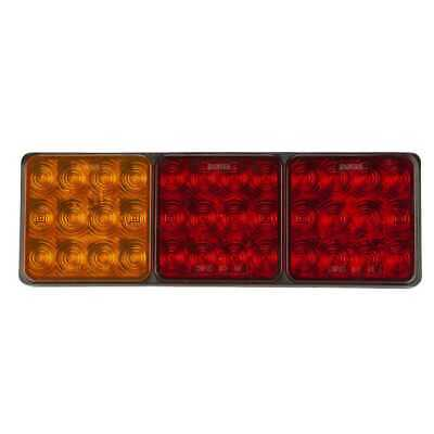 AU99.99 • Buy Led Lge Rear Trailer Lamp Combo 10-30v Stop/tail Ind 282x92x30