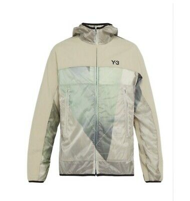 Limited Edition Y-3 AOP Packable Jacket - Brand New • 200£
