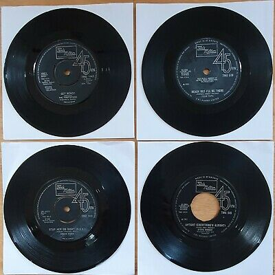 Large Job Lot Of 16 Tamla Motown 7  Singles. Some Northern Soul Classics Here • 14.99£