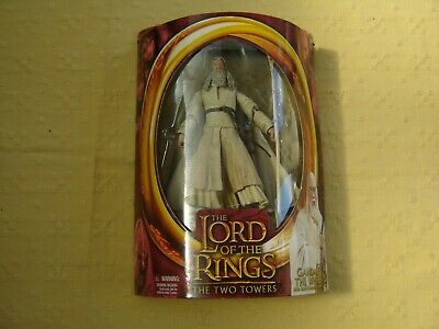 Lord Of The Rings Two Towers   Gandalf The White  figure2002 • 8£