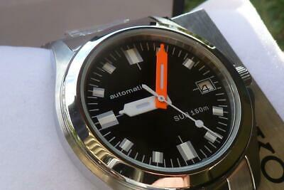 $ CDN245.60 • Buy Ew Seiko 5 Soxa Desk Diver Mod Sinn Homage Hands Automatic 7S26 Stainless