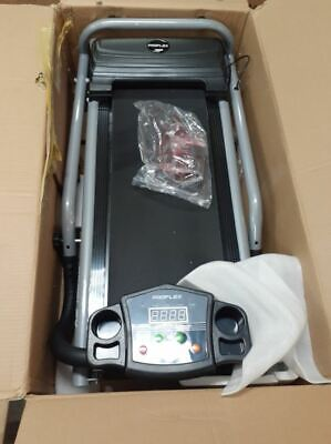 AU152.50 • Buy PROFLEX Electric Treadmill Compact Exercise Machine Walking Fitness Equipment