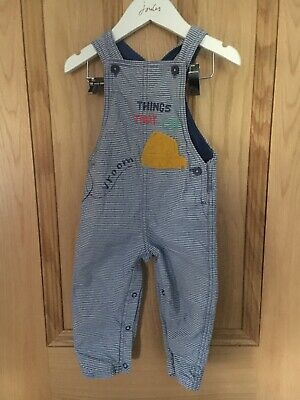Boys Dungarees Marks And Spencer's 12-18 Months • 1.50£