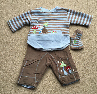 Marese Babys 2 Piece Outfit Age 3 Months  • 10£