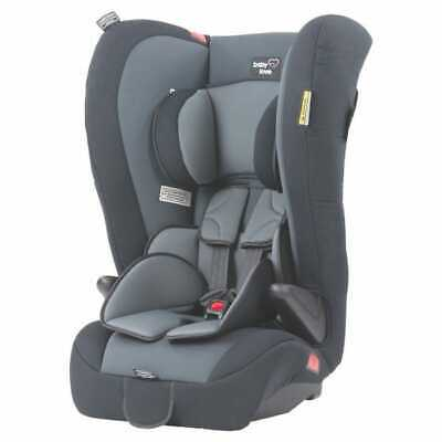 AU209 • Buy NEW Babylove Ezy Combo II Convertible Booster - Black | Baby Online Direct