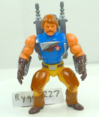 $125 • Buy MOTU, Rio Blast, Masters Of The Universe, Figure, Complete With Guns, He Man