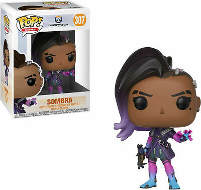 AU19.99 • Buy Overwatch Sombra  #307 - New Funko POP! Vinyl Figure