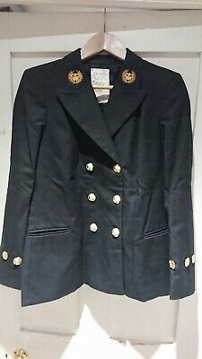 British Royal Navy WRNS Female Master At Arms Number 1 Uniform. • 60£