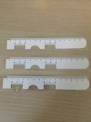 PD Ruler X 5 Optician, Dispensing. • 3£