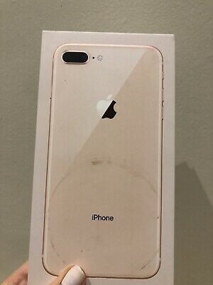 AU222.50 • Buy Apple IPhone 8 Plus - 64GB - Gold (Unlocked) A1864 (CDMA + GSM) (AU Stock)
