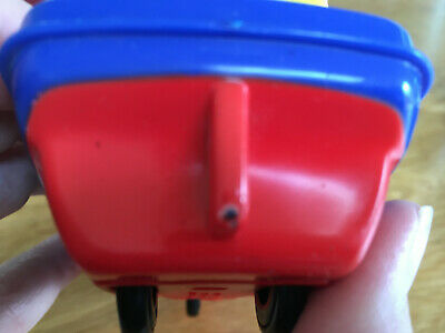 Thomas And Friends Bulstrode Barge Boat Gullane Plastic  • 3£