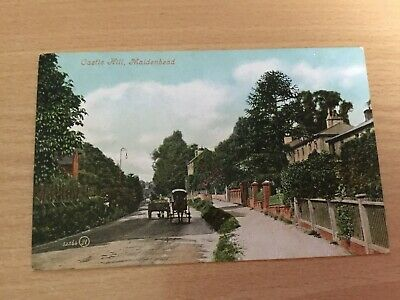£3.49 • Buy MAIDENHEAD Castle Hill Early 1900s Free Shipping