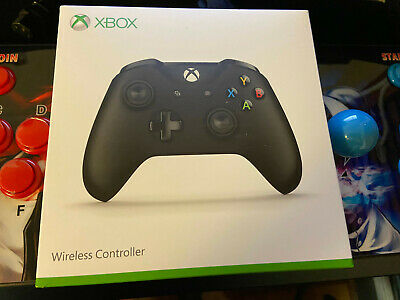AU74.60 • Buy Genuine Microsoft Xbox One X Wireless Controller  - Brand New Sealed
