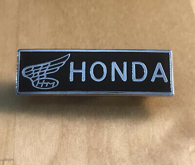 Vintage HONDA Motorcycle Bike Badge • 7.99£