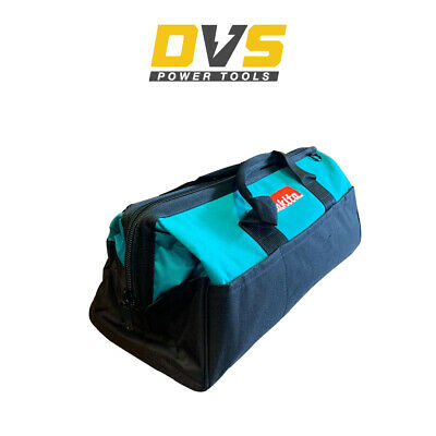 Makita Open Mouth LXT ToolBag Tool Bag Holdall Blue 50x25x25cm • 29.90£