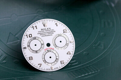 $ CDN858.94 • Buy Rolex Daytona White Arabic Dial For Model 116519 - 116520 FCD10671