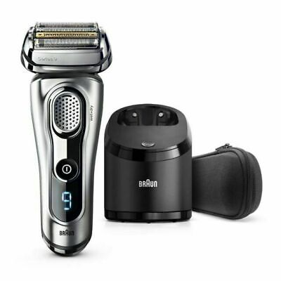 AU420.42 • Buy Braun Series 9 9290cc Mens Wet Dry Electric Shaver With Clean Station