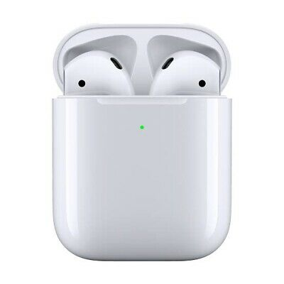 AU96 • Buy Apple AirPods 2nd Generation With Wireless Charging Case - White