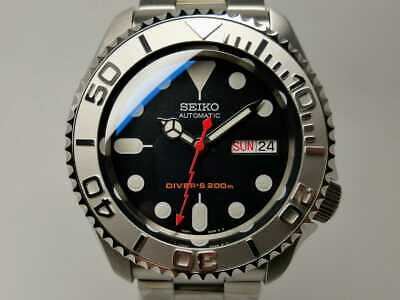 $ CDN1373.40 • Buy Seiko Day Date Divers SKX009 Navy Boy Custom Automatic Mens Watch Auth Works
