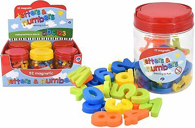 Magnetic Numbers And Letters Learning Toy Fridge Magnets Kids Children Learning • 5.85£