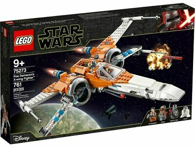AU149.99 • Buy LEGO Star Wars Poe Dameron's X-wing Fighter 75273 *BRAND NEW*