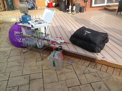 Vango 6 Person Tent + A Lot More RELISTED. • 95£