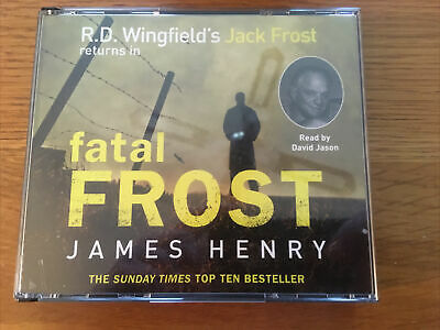 R.D.Wingfield - Fatal Frost Audio Book  • 6.79£