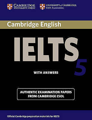 £4.99 • Buy Cambridge IELTS 5 Student's Book With Answers (IELTS Practice Tests), Cambridge