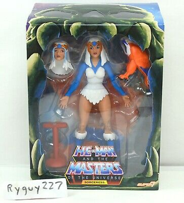 $150 • Buy MOTUC, Sorceress 2.0, Masters Of The Universe Classics, MOC MISB, Filmation