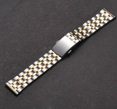 $ CDN12.85 • Buy Stainless Steel Watch Band Bracelet For Seiko Skx007 Skx009 Turtle Padi Prospex
