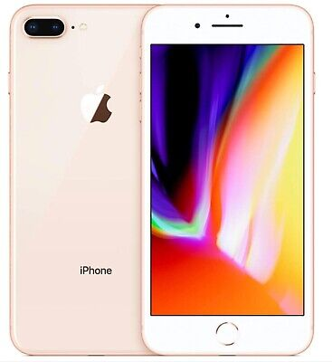 AU748 • Buy Apple IPhone 8 Plus - 256GB - Gold (Unlocked) A1864 (CDMA + GSM) (AU Stock)- NEW