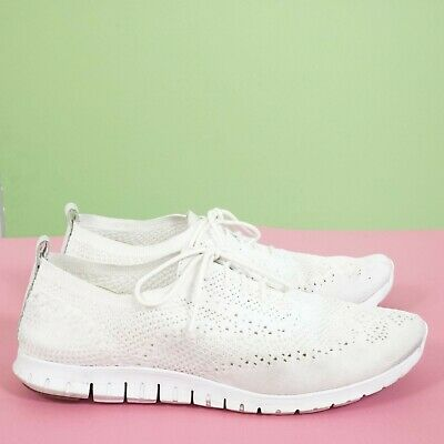 $ CDN18.71 • Buy Cole Haan Womens Zero Grand Stitchlite Knit Shoes Size 11 B Optic White W06731