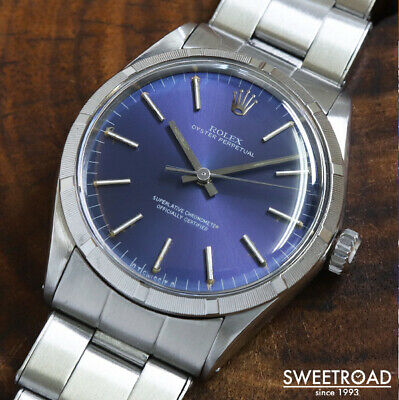 $ CDN7279.19 • Buy Rolex Oyster Perpetual Ref.1003 Vintage Cal.1570 Automatic Mens Watch Authentic