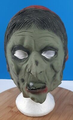 $ CDN69.90 • Buy Vintage Don Post Studio Witch Mask #205 Halloween Cosplay Collectible 1980