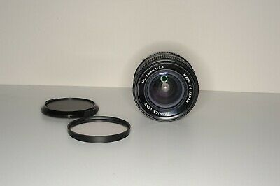 Contax/Yashica Mount 28mm F2.8 Manual Focus Prime Lens (Yashica ML) • 67£