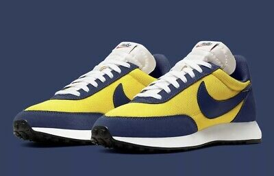 Nike Air Tailwind 79 Trainers 487754 792 Uk Size 10 EUR 45 Retro Waffle Daybreak • 74.90£