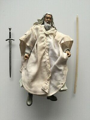 Lord Of The Rings - LOTR - ToyBiz - Gandalf The White - 6'' Figure • 4.99£