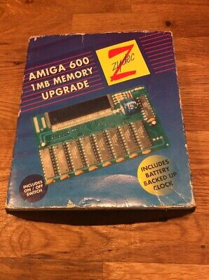 Amiga 600 / A600 RAM 1MB Memory Upgrade Card • 19.99£