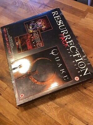 $ CDN119.67 • Buy Resurrection Pack For PC CD-ROM By Id Software, Malice, Q!ZONE, 1995